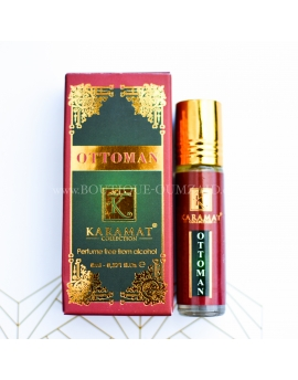 Musc Ottoman - 8 ml - Karamat collection