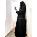 Abaya dubai noir strass