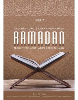COMMENT LIRE LE CORAN PENDANT LE RAMADAN - Dine al Haqq