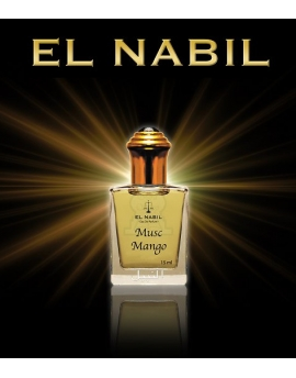 "Eau de parfum El-Nabil 15 ml ""Mango"" (Roll on)"