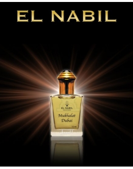 "Eau de parfum El-Nabil 15 ml ""Mukhalat Dubai"" (Roll on)"