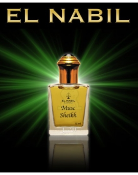 "Eau de parfum El-Nabil 15 ml ""sheick"" (Roll on)"