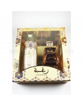 Coffret parfum dubaï - Raghba