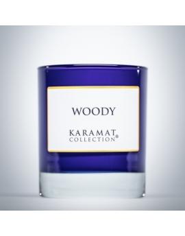 Bougie parfumée - Woody - Karamat Collection