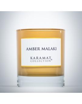 Bougie parfumée - Amber Maliki - Karamat Collection