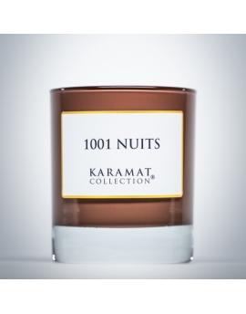 Bougie parfumée - 1001 nuits - Karamat Collection