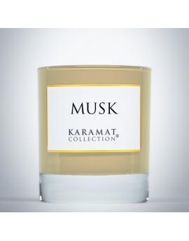 Bougie parfumée - Musk - Karamat Collection