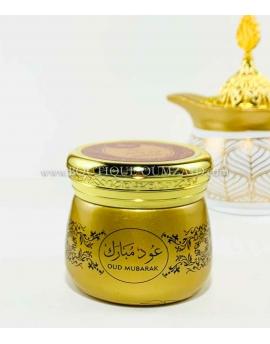Bakhoor Oud Mubarak- Encens bakhour (40g) - Hamidi Perfumes