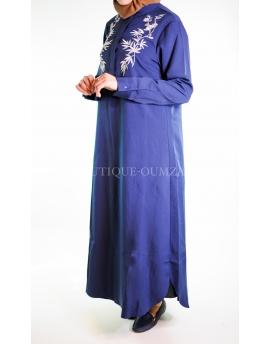 """Robe """"ESMA"""" Bleu"""