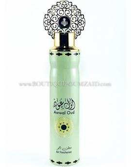 Désodorisant 300ml My perfumes - Awwal oud