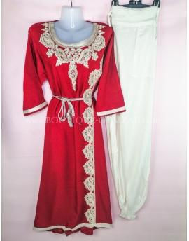 "Jabador femme ""Emira"" 3 couleurs"