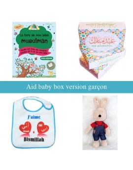 Baby box - garçon (0-2 ans)