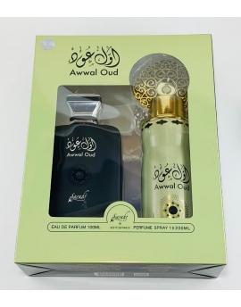 Coffret parfum dubaï - Awaal oud