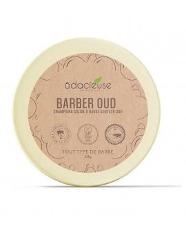 Shampoing à barbe - senteur oud. Odacieuse cosmetique