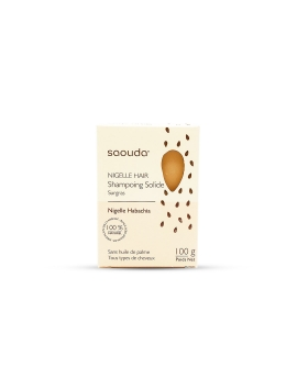 Shampoing Solide Nigelle - Saouda
