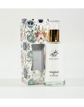 Body lotion - Zahoor - My perfumes